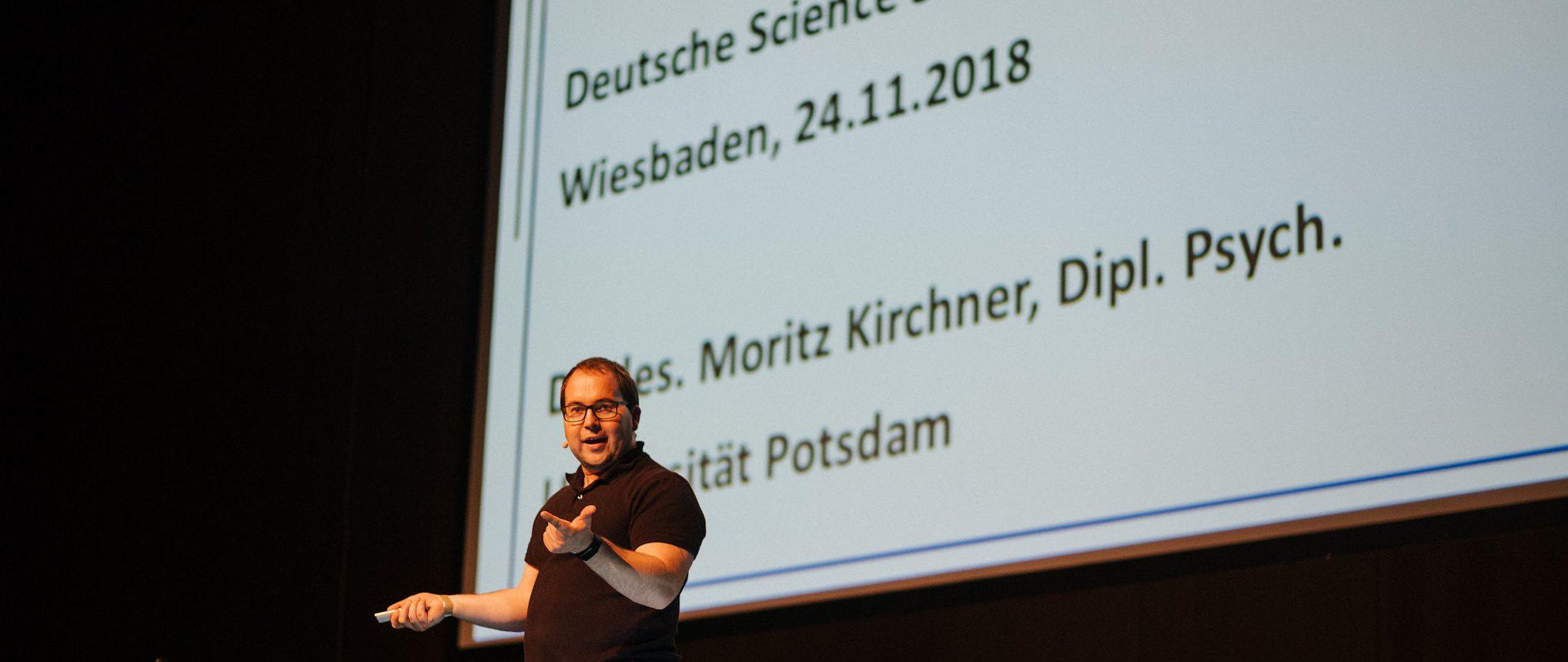 Erlebnisbericht zur Deutschen Science Slam Meisterschaft 2018