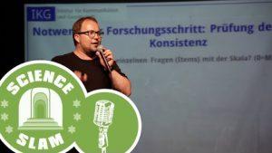Moritz Kirchner Science Slam