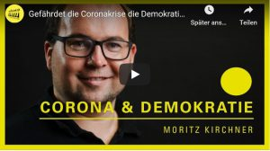 Read more about the article Science Slam: Gefährdet die Coronakrise die Demokratie?