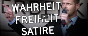 Warum die Rede des Kabarettisten Florian Schroeder bei der Querdenken Demo Stuttgart am 06.08.2020 so stark war – Eine rhetorische Analyse