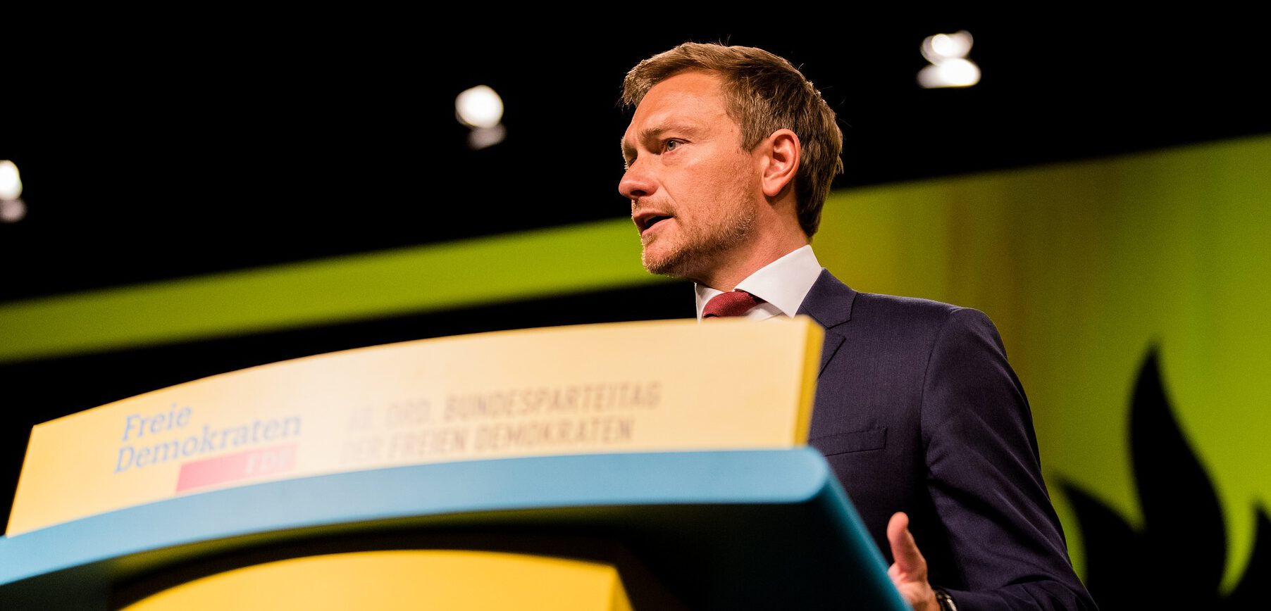 Die FDP ein Jahr vor der Bundestagswahl – Prognose unter 5%!