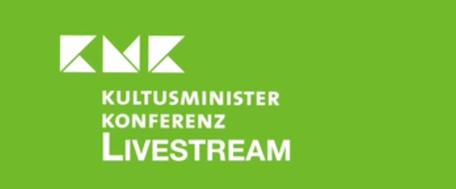 Science Slam zur Übernahme der Präsidentschaft der Kultusministerkonferenz