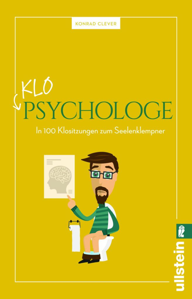 Klo-Psychologe Cover