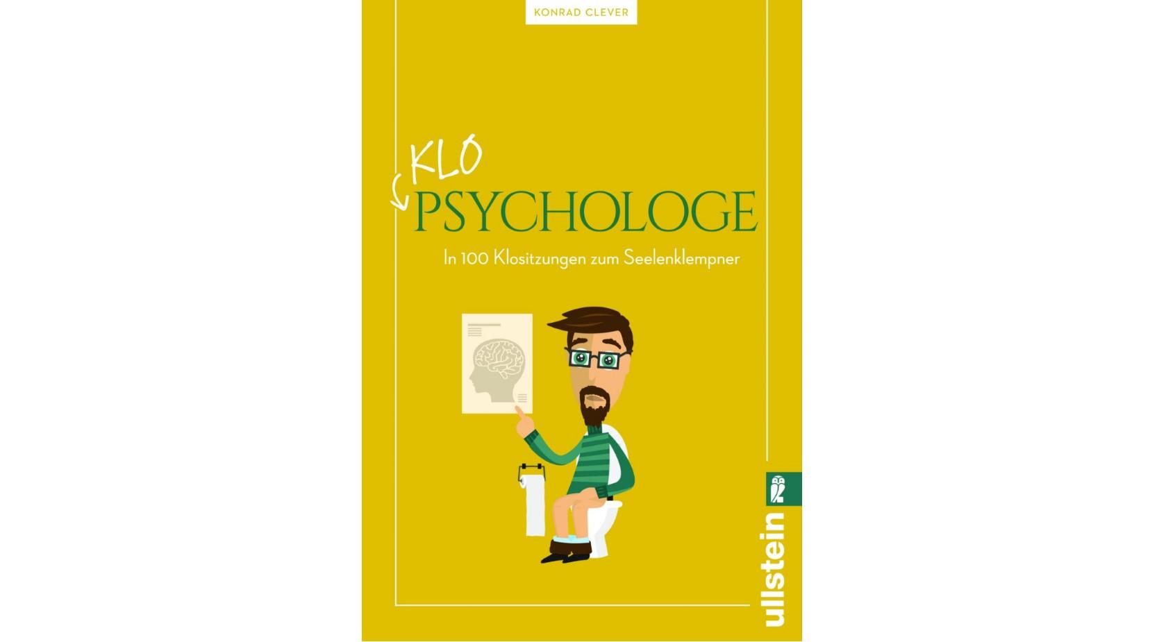 Der Video-Teaser zum Buch: Der Klo-Psychologe